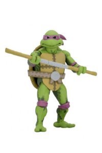 "Donatello - Turtles in Time 7"" - TMNT - Series 1 - Neca"