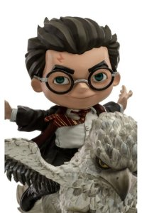 [EM BREVE] Harry Potter and Buckbeak - Harry Potter - MiniCo Illusion - Iron Studios