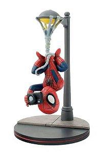 Spider-Man - Marvel - Q-Fig - Quantum Mechanix (QMX)