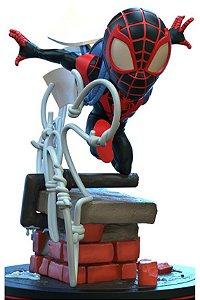 Miles Morales - Marvel - Q-Fig - Quantum Mechanix (QMX)