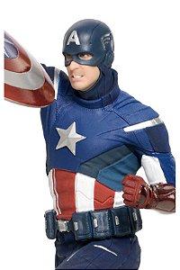 Captain America (Battle of New York) - Avengers: Endgame - 1/10 BDS Art Scale - Iron Studios