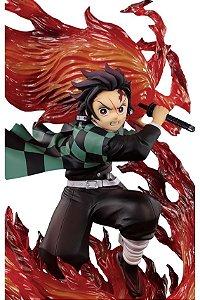 Tanjiro Kamado (Hinokami Kagura) - Demon Slayer - FiguartsZERO - Bandai