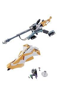 Kit Operation Yashima (Reproduction Positron Cannon + ESV Shield) - Evangelion - The Robot Spirits - Bandai