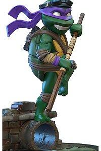 Donatello - TMNT - Q-Fig - Quantum Mechanix (QMX)