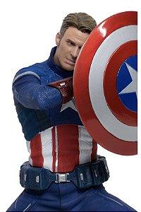 Captain America - Avengers: Endgame - 1/10 Art Scale - Iron Studios