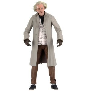"""Ultimate Doc Brown 7"""" - Back to the Future - Neca"""
