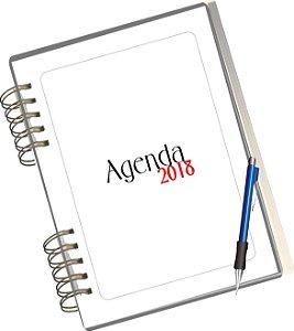 Miolo Digital Agenda Diária 2018
