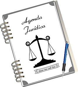 Miolo Digital Agenda Diária Permanente Jurídica