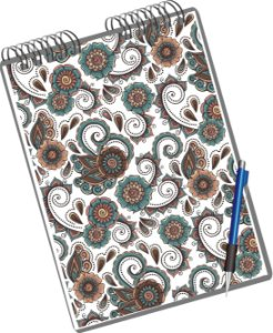 Miolo Digital Floral Paisley