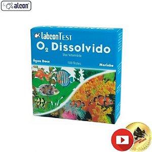 ALCON LABCON TESTE O2 DISSOLVIDO
