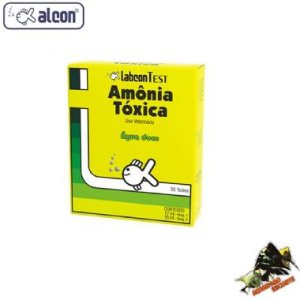 ALCON LABCON TEST AMONIA AGUA DOCE