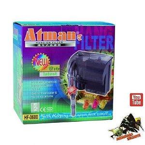 FILTRO EXTERNO ATMAN HF-0600 650L/H 110V / 220V