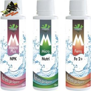 KIT 1-  PACK PLUS NUTRIENTE DE 120ML
