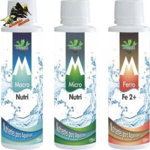 KIT 2- PACK NUTRIENTES DE 120ML