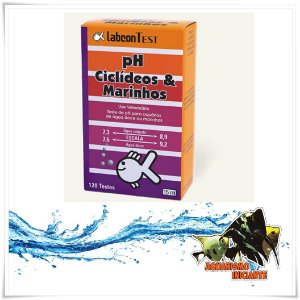 ALCON LABCONTEST PH CICLIDEOS E  MARINHOS 15ML