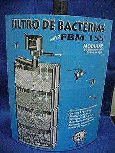 FILTRO INTERNO DE BACTERIAS ZANCLUS FBM 155