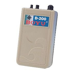 COMPRESSOR DE AR A PILHA BOYU D-200