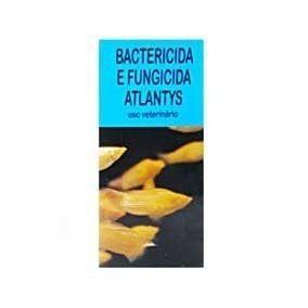 BACTERICIDA E FUNGICIDA  ATLANTYS 15ML