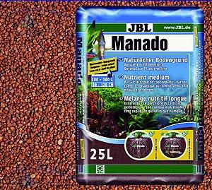 SUBSTRATO PLANTADO JBL MANADO 25L