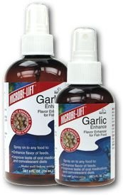 CONCENTRATED GARLIC ENHANCE (Melhore o sabor dos feeds)