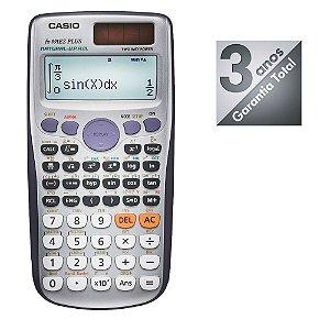 Calculadora Científica Casio FX-991ES PLUS 417 Funções