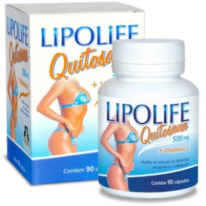 LipoLife Quitosana + Vitamina C