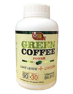 Green Coffee compre 90 cápsulas leve 120 - FRETE GRATIS