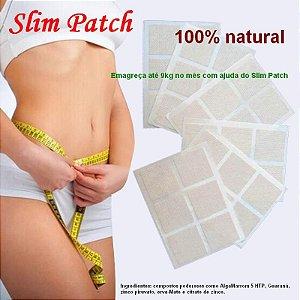 Slim Patch - Adesivo emagrecedor - 30 unidades - Entrega Gratuita com código de rastreamento