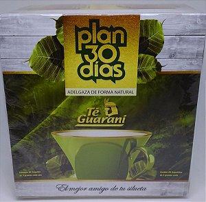 Plan 30 dias - Té Guaraní - 60 saches
