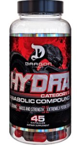Hydra Dragon Pharma - 45 cápsulas