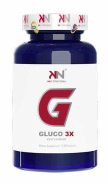 Gluco 3X KN Nutrition - 120 cápsulas