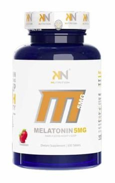 Melatonina 5mg KN Nutrition - 100 Comprimidos