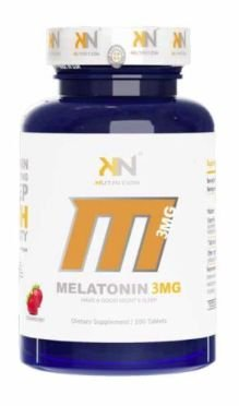 Melatonina 3mg KN Nutrition - 100 Comprimidos
