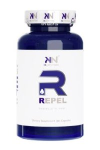 Repel KN Nutrition - 80 Cápsulas