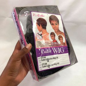 Perucacult wig 159  (fibra premium )