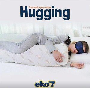 Travesseiro Viscoelástico de Corpo Hugging