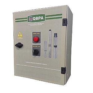 QBPA- Poço Artesiano+Relé de nível mais eletrodos
