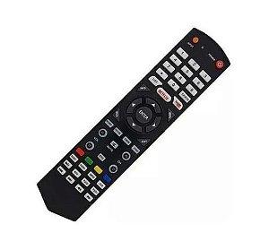 CR C 01381 TV LED SEMP TOSHIBA CT-8063 NETFLIX YOUTUBE