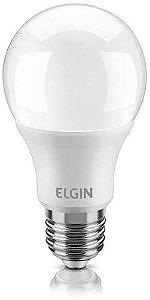 LAMPADA BULBO LED A60 9W BIVOLT 6500K 810 LUMENS E27 ELGIN