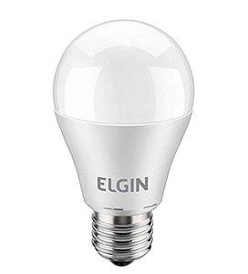 LAMPADA BULBO LED A60 12W Bivolt 6500K 1050 LUMENS ELGIN