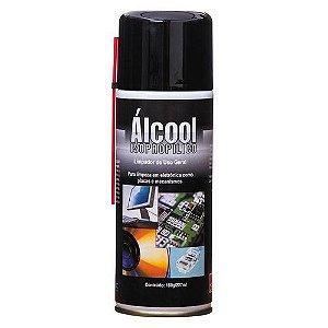 ALCOOL ISOPROPILICO AEROSOL 227ML - 160g IMPLASTEC