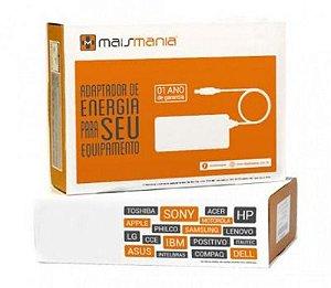 FONTE P/ NOTEBOOK 19V 4.74A 5.5X1.7 ACER EXTENSA - 7898629851072