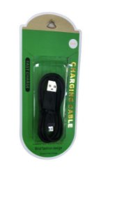 CABO USB V8 TURBO 30W CHARGING CABLE