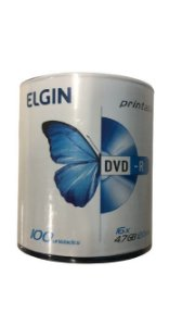 DVD-R ELGIN 100 PRINTABLE