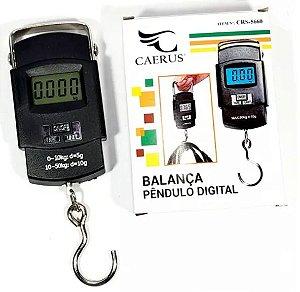 BALANÇA DE COZINHA MIN 15G Á MAX 50KG  CAERUS - CRS5660