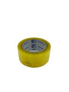 FITA ADESIVA DE PLASTICO EM ROLO PARA USO DOMESTICO XH-100MTRS (UNID.)