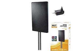 ANTENA AMPLIF. HDTV/VHF/UHF EXTERNA 25DB MDTV-3920