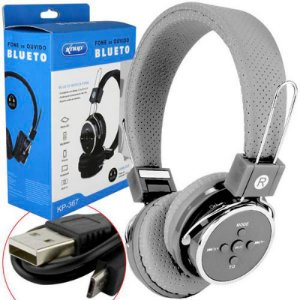 HEADPHONE BLUETOOTH KNUP KP-367