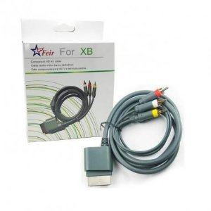 CABO DE AUDIO E VIDEO PARA XBOX 360 FEIR FR-304