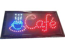 PLACA DE LED CAFÉ 127V 25X50 OEM
